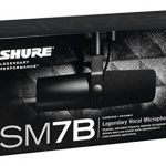Shure SM7B Cardioid Dynamic Microphone 3