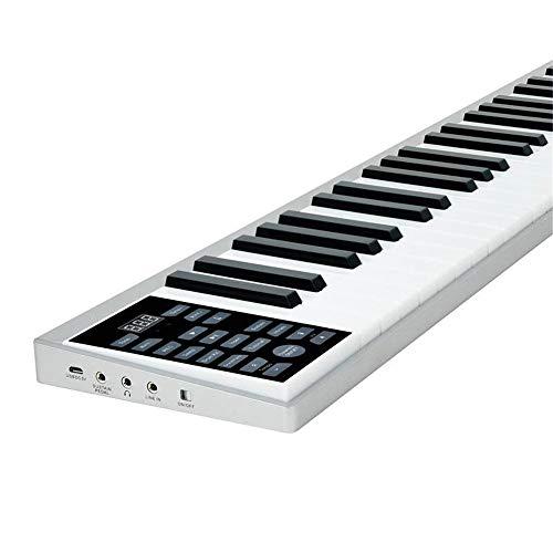 WYANAN Piano 61 Key Electric Keyboard Piano Portable Intelligent Piano