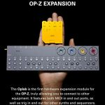 Teenage Engineering ZM-1 Oplab Module Expansion Accessory Kit for OP-Z Bluetooth Synthesizer Sequencer 3