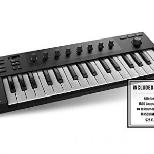 Native Instruments Komplete Kontrol Controller Keyboard