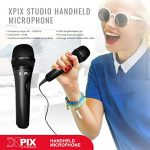 Mackie DL1608 iPad-Controlled 16-Channel Digital Live Sound Mixer Bundled with Xpix Handheld Microphone, Mic Pop Filter, Cables, and Fibertique Cloth 2