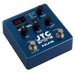 NUX JTC PRO Drum Loop PRO Dual Switch Looper Pedal 6 hours recording time 24-bit and 44.1 kHz sample rate 2