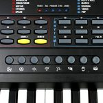 RockJam (RJ549) 49-Key Portable Electric Keyboard Piano With Power Supply, Sheet Music Stand and Simply Piano App 2