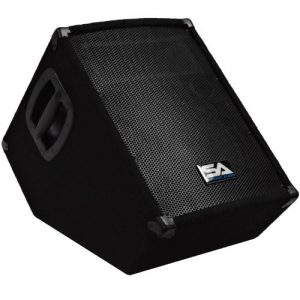 "Seismic Audio -Powered 2-Way 10"" Floor / Stage Monitor Wedge Style"