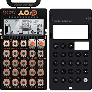 Teenage Engineering Pocket Operator Factory Lead and Chord Synthesizer Bundle