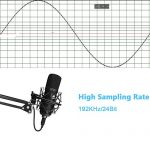 USB Microphone Kit 192KHZ/24BIT Plug & Play MAONO AU-A04 USB Computer Cardioid Mic Podcast Condenser Microphone with Professional Sound Chipset for PC Karaoke, YouTube, Gaming Recording 1