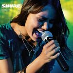 Shure BLX24/PG58 Handheld Wireless System with PG58 Vocal Microphone, H10 1
