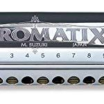 Suzuki Chromatix Series Harmonica Key of C