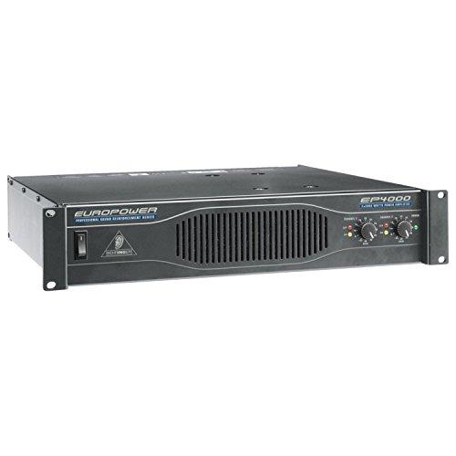Behringer Europower Professional 4,000-Watt Stereo Power Amplifier