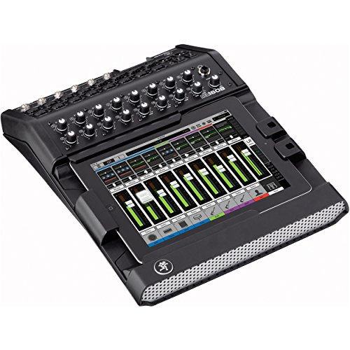 Mackie 16-Channel Live Sound Digital Mixer with iPad Control