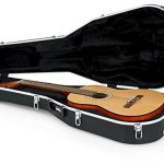 Gator Cases Deluxe ABS Molded Case for Classical Style Acoustic Guitars (GC-CLASSIC) 1