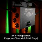 ADJ Products Stage Lighting Dimmer Pack (DP-415R) 1