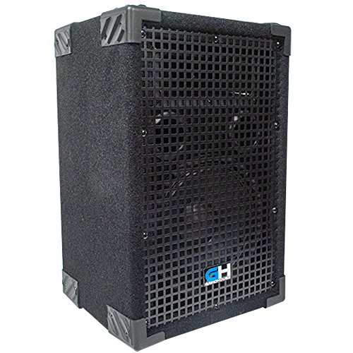 Grindhouse Speakers - GH8L - Passive 8 Inch 2-Way PA/DJ Loudspeaker Cabinet