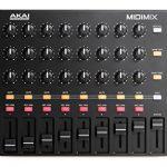 Akai Professional MIDImix | High-Performance Portable Fully-Assignable MIDI Mixer & DAW Controller 3