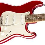 Squier by Fender Classic Vibe 60's Stratocaster – Laurel Fingerboard – Candy Apple Red 3