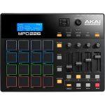 Akai Professional MPD226 MIDI USB Pad Drum Beat Controller + 4 Port USB Hub + MIDI Cable & Pack of CableTies 1
