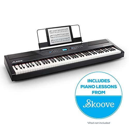 Alesis Recital Pro   Digital Piano / Keyboard with 88 Hammer Action Keys