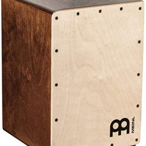Meinl Cajon Box Drum with Internal Snares-MADE IN EUROPE