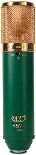 MXL V67i Tube Dual Diaphragm Tube Condenser Microphone