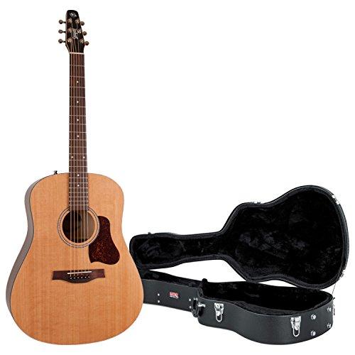 Seagull Original New 2018 Model Acoustic Guitar w/Hard Case