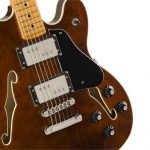 Squier by Fender Classic Vibe Starcaster – Maple Fingerboard – Walnut 2