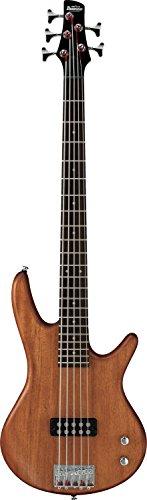 Ibanez 5 String Bass Guitar, Right, Mahogany Oil (GSR105EXMOL)