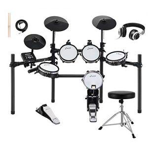 Donner Electric Kit Electronic with Mesh Head 8 Piece