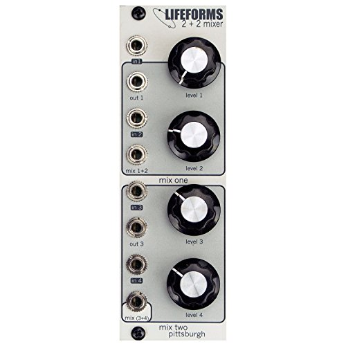 Pittsburgh Modular Synthesizers LIFEFORMS