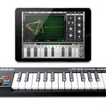 Akai Professional LPK25 Wireless | 25 Mini-Key Bluetooth MIDI Keyboard for iOS, PC, Mac with Sustain Pedal Input 3
