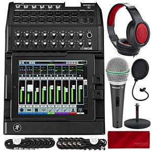 Mackie - Photo Savings compatible with iPad, 16-Channel Digital Live Sound