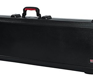 Gator Cases Molded Flight Case For Bass Guitar With TSA Approved