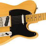 Squier by Fender Classic Vibe 50's Telecaster – Maple Fingerboard – Butterscotch Blonde 3