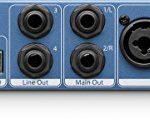 PreSonus Audio Interface, 4 Mic Pres – 4 Line Outs (Studio 68) 3