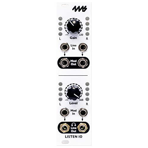 4MS LIO Listen IN/OUT Modular Syth Module