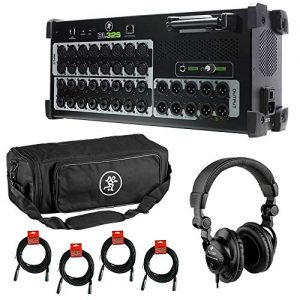 Mackie 32-Channel Wireless Live Sound Mixer