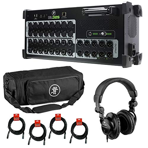 Mackie 32-Channel Wireless Live Sound Mixer