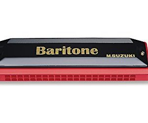 Suzuki Baritone Harmonica, Key of C