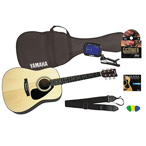 Yamaha Gigmaker Standard Acoustic Guitar w/ Gig Bag