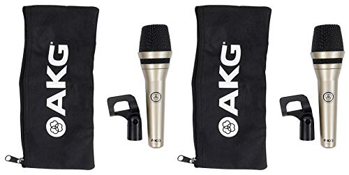 Handheld Live Sound Vocal Microphones Dynamic Supercardioid Mics