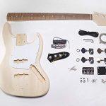 DIY Electric Bass Guitar Kit – J Bass Build Your Own
