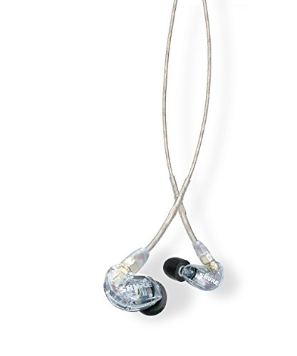Shure Sound Isolating Earphones with Single Dynamic MicroDriver