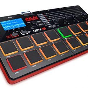 Akai Professional | Portable Finger Drumming Sample Pad Controller