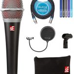 Electronics V7 Supercardioid Vocal Dynamic Handheld Microphone Bundle