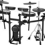 Roland V-Compact Series Electronic Drum Kit, Set (TD-17KVX-S) 1