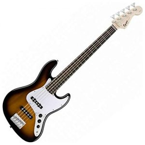 Squier Affinity Jazz Bass V 5 String Bass Guitar