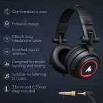 USB Microphone with Studio Headphone Set 192kHz/24 bit MAONO A04H Vocal Condenser Cardioid Podcast Mic for Mac and Windows, YouTube, Gaming, Livestreaming, Voice Over 3