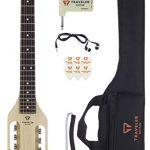 Traveler Guitar, 6-String Ultra-Light Acoustic, Right, Maple