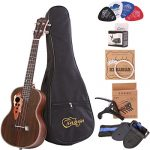 Tenor ukulele 26 inch professional rosewood ukulele send a full set