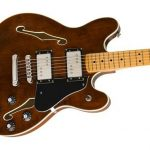 Squier by Fender Classic Vibe Starcaster – Maple Fingerboard – Walnut 3