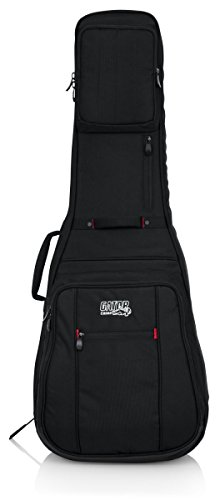 Gator Cases Pro-Go Ultimate Guitar Gig Bag; Fits Classical Style Acoustic Guitars